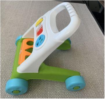 Andador Fisher Price - Sem faixa etaria - Fisher Price