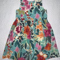 Vestido verão - 5 anos - Zara