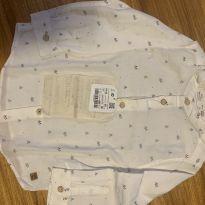 Camisa social baby - 18 a 24 meses - Zara Baby