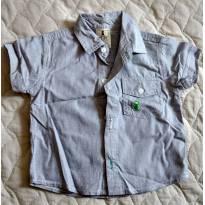 Camisa manga curta - 1 ano - Pupi