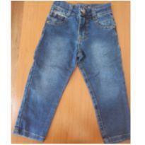 Calça jeans com elastano - 2 anos - Mania Kids