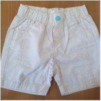 Short tactel com elástico na cintura - 2 anos - marisa