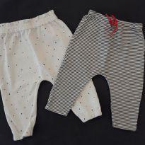 Calças de malha Lilica Ripilica - 0 a 3 meses - Lilica Ripilica