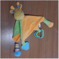 Naninha com mordedor Girafinha - Buba