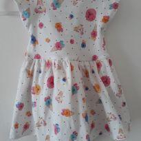 Vestido Lilica Baby - 3 meses - Lilica Ripilica Baby