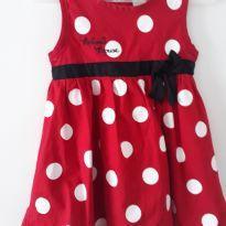 Vestido Minie - 6 a 9 meses - rihappy baby