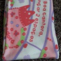 Cobertor Soft Menina - Sem faixa etaria - Não informada