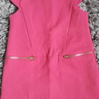 Vestido Oshkosh rosa - 2 anos - OshKosh