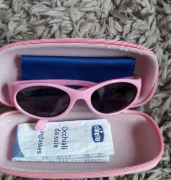 4c0f19930 Óculos de Sol Chicco Rosa no Ficou Pequeno - Desapegos de Acessórios ...