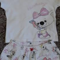 Pijama Lilica Ripilica 1P - 1 ano - Lilica Ripilica