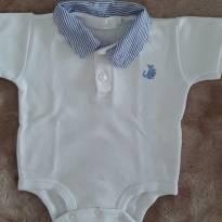 Body Empório Baby RN - Recém Nascido - Emporio Baby