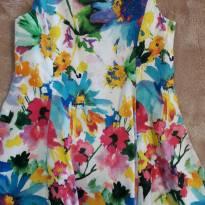 Vestido Ralph Lauren Florido Maravilhoso 3T - 3 anos - Ralph Lauren