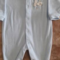 Macacão Tilly Baby Plush P - 0 a 3 meses - Tilly Baby