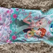 Pijama Disney Frozen 4/5T - 5 anos - Disney