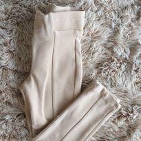 Calça Montaria Zara Bege 5T - 5 anos - Zara