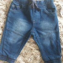 Calça Tip Top Forrada Jeans G