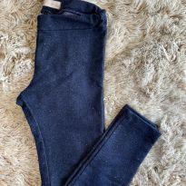 Calça Legging Fuzarka com Brilhos 5/6T - 6 anos - Fuzarka