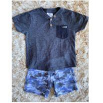 Conjunto Up Baby G - 9 meses - Up Baby