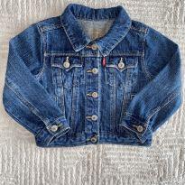 Jaqueta Levi's Jeans 3T - 3 anos - Levi`s