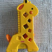 Girafinha Fischer Price com Bloquinhos -  - Fisher Price