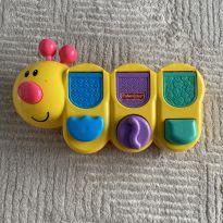 Brinquedo Fischer Price Lagarta -  - Fisher Price