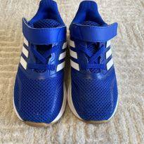 Tênis Adidas Azul TAM 22 - 22 - Adidas