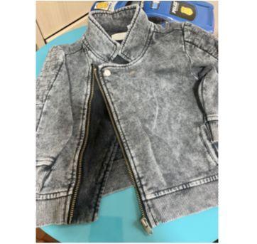 Jaquetinha Zara baby boy - 6 a 9 meses - Zara Baby
