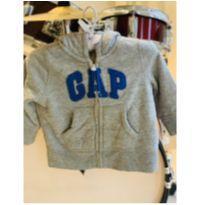 Jaquetinha baby Gap quentinha - 9 a 12 meses - Baby Gap