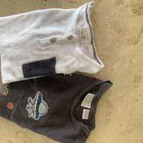 Combinho camisetas Zara Baby Boy - 9 a 12 meses - Zara Baby