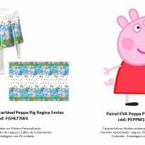 Kit Festa Peppa Pig e George Pig -  - Não informada