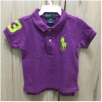 Polo Big Pony Ralph Lauren Baby - 9 meses - Ralph Lauren