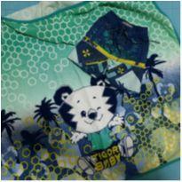 Kit conjunto toalha e bermuda Tigor Baby lindos e novíssimos!