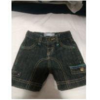 Bermuda Jeans Marisol - 3 a 6 meses - Marisol