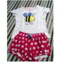 Pijama  curto - 3 anos - Renner