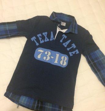 Camisa xadrez - 5 anos - dame dos