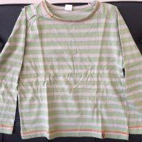 Camisa Green - 6 anos - Green