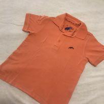 Camiseta polo algodao Isabela Capetto para C&A - 6 anos - C&A