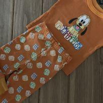 pijama pluto disney - 3 a 6 meses - Disney