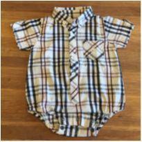 body camisa empório armani P - 0 a 3 meses - Armani baby