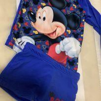Roupa piscina mickey - 2 anos - Disney