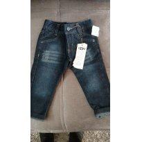 Calça Jeans - 1 ano - Não informada