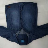 Camisa Jeans - 1 ano - Hering Kids