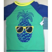 Camiseta para piscina com proteção solar - 3 anos - Old Navy