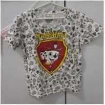 Camiseta Marshall Patrulha canina - 3 anos - Riachuelo