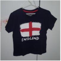 Camiseta England - 4 anos - Primark
