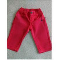 linda calça jeans PUC - 6 a 9 meses - PUC