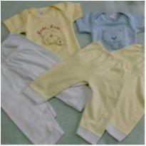 Kit ursinhos alegres - 3 meses - Kid Stok