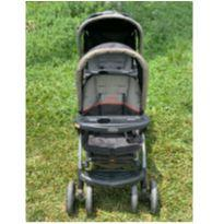 Carrinho Bebê Gêmeos Semi Novo -  - Baby Trend