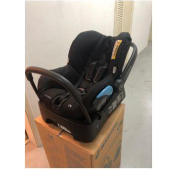 bebê conforto Maxi Cosi Citi com base - Sem faixa etaria - Maxi conforto maxi cosi