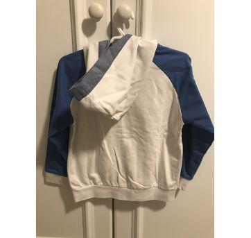 Blusa de moletom com capuz - 4 anos - Chicco